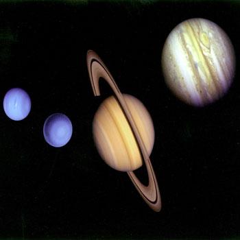 Тест на знание планет солнечной системы