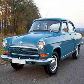 Тест на знание легковых автомобилей СССР